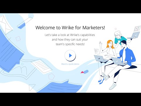 Wrike for Marketers: An End-to-End Solution for Marketers & Creatives