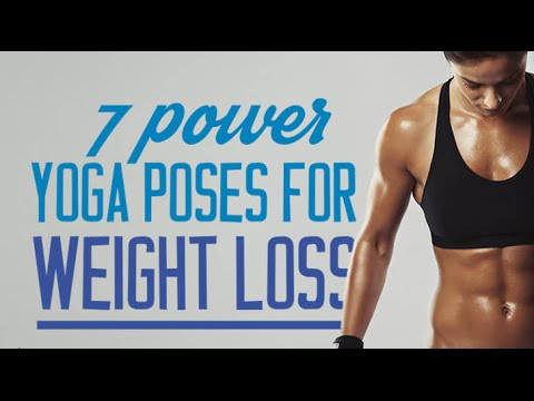7 Power Yoga Poses To Help You Lose Weight