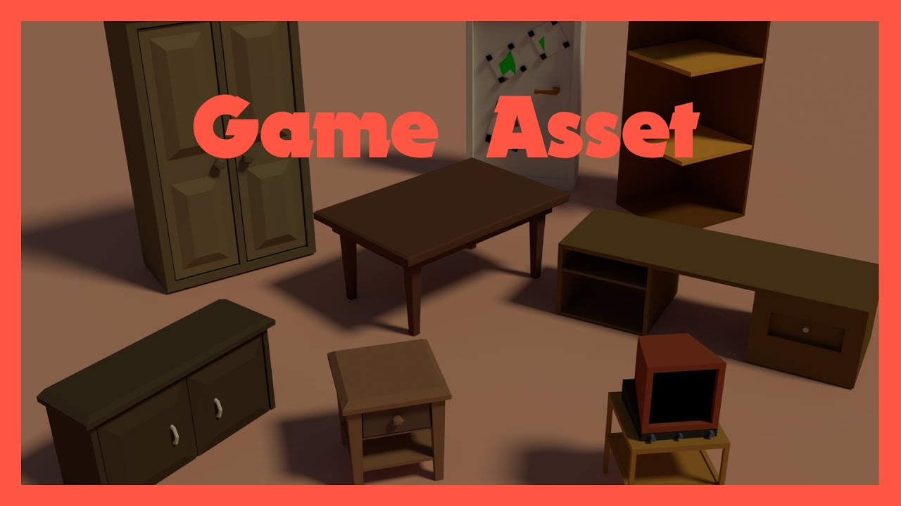 How to create a stylized game asset - BlenderNation
