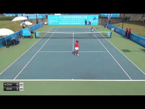 Zhao Carol v Sun Xu Liu - 2017 ITF Shenzhen