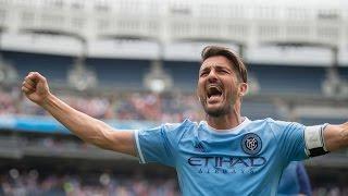 David Villa 2016  | New York City FC ► Destiny of the Chosen One