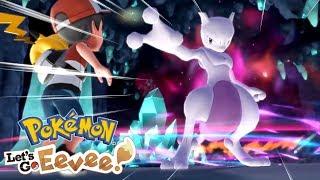 MEWTWO BEZ MASTERBALLA? UDA SIĘ? - Pokemon Let's Go Eevee #31 [PO POLSKU]