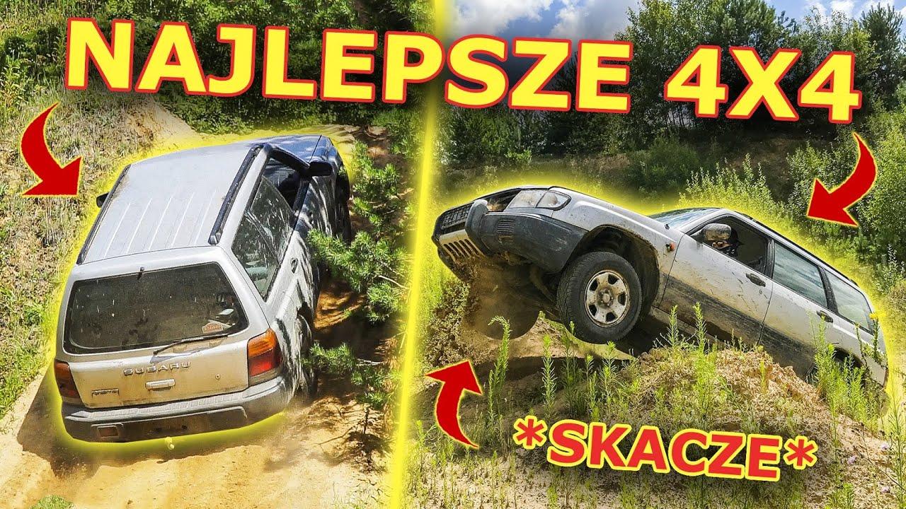 Jesteśmy w szoku co potrafi nasze Subaru!