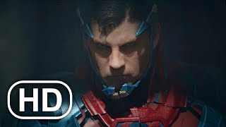 Evil Superman Vs JUSTICE LEAGUE Fight Scene FULL BATTLE 4K ULTRA HD - Injustice 2 Cinematic