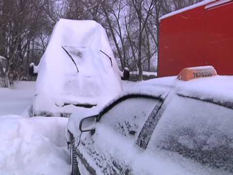 Сніговий колапс