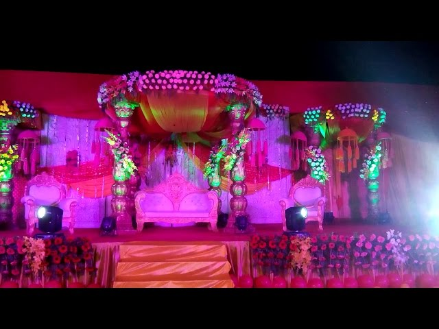 indian wedding event by khoobsurat event