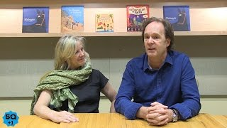 Five Questions (Plus One!) with Mark Greenwood and Frané Lessac