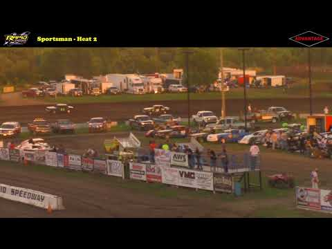 Sportsman -- 8/18/17 -- Rapid Speedway
