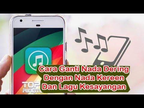Trik Mengganti Nada Dering Notifikasi Android Dengan Nada Lucu Atau Lagu Kesayangan