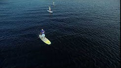 Paddleboarding in North Myrtle Beach