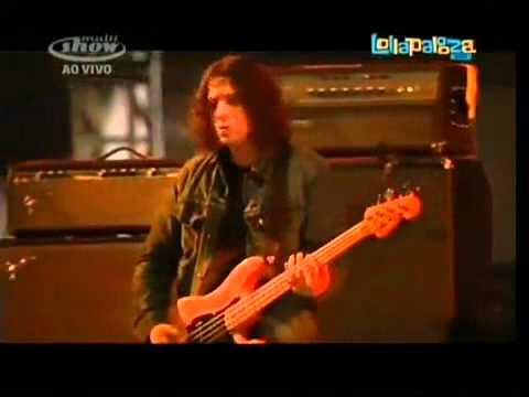Arctic Monkeys    Lollapalooza   Brasil