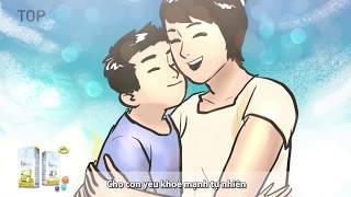 TOPKID | Khỏe mạnh tự nhiên từ tình yêu của mẹ thumbnail