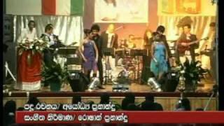 sinhala song WARE SULAGA  live at ITALY-Milan 2010 dilukshi marasinghe part 21.MPG