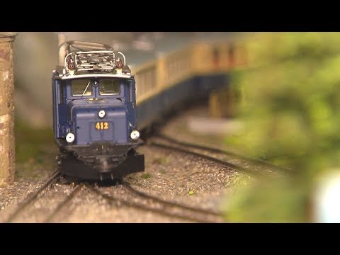 The World of Model Trains - Enjoy more than 75 different locomotives and train sets in HO scale