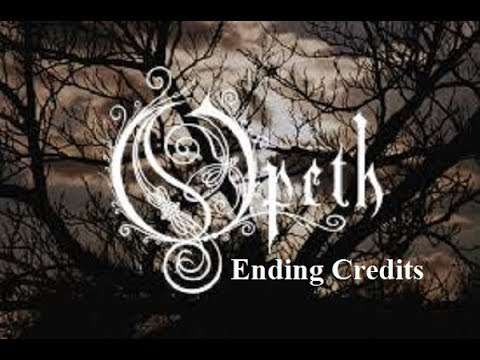 "A Cover Of Opeth's ""Ending Credits"""
