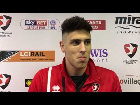 Tin Plavotic's first interview as a CTFC player