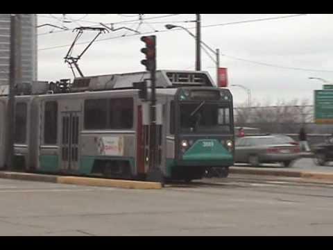 MBTA Green Line March 27, 2009 Part 1