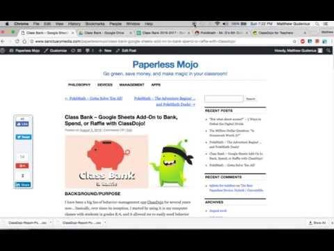 management | Paperless Mojo
