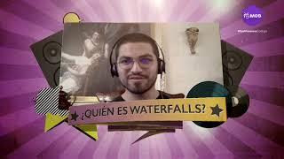 ENTREVISTA A WATERFALLS | TVMOS