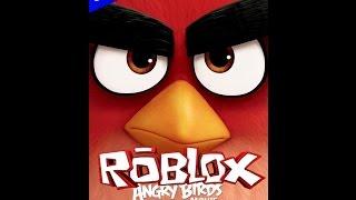 ROBLOX mega Fun Obby Angry Birds z (FGP amigos)