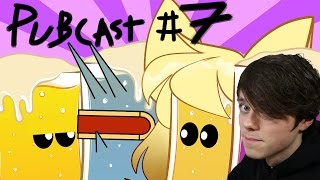 Pubcast Ep. 7 Ft. ImAllexx (EVERY PODCAST IS DEAD!!)