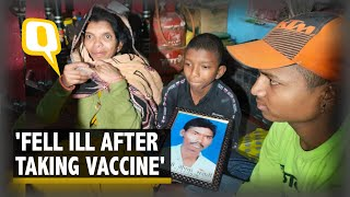 Volunteer's Wife Claims Covaxin Killed Him, Demands Compensation  | The Quint