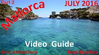 MALLORCA JULY 2016 - Pirate Boat, Cliff Diving, Segway, Jet Ski's etc.. - GOPRO HD - Part 2 of 2