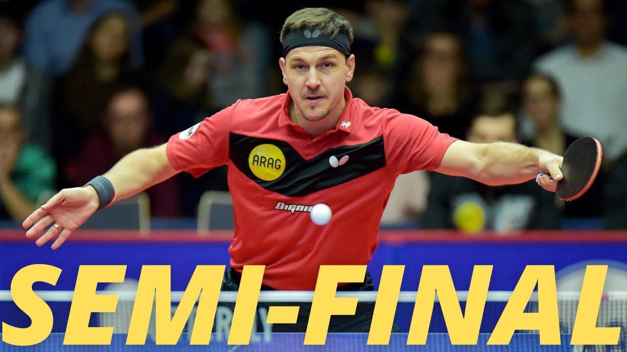 Download Timo Boll vs Dang Qiu | SEMI-FINAL | German Cup 2021