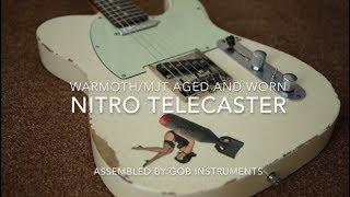 Video de mjt warmoth relic telecaster | MusicaPlay