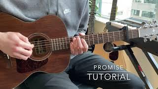 Promise - Ben Howard (Tutorial, Part 1)