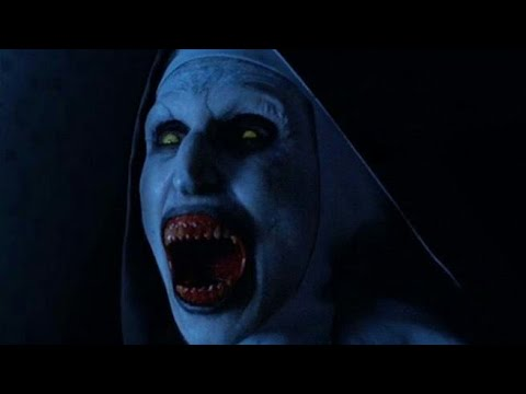 The Nun -  Horror - New Hollywood Hindi Dubbed Movie 2018