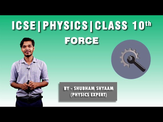 ICSE   Class 10th   Physics   Force   Important Question   Factors affecting Turning Effect of Force