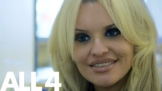 Being a Pamela Anderson Lookalike is a Full-Time Job