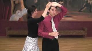 Merengue Dance Lesson 2 Outside Turns