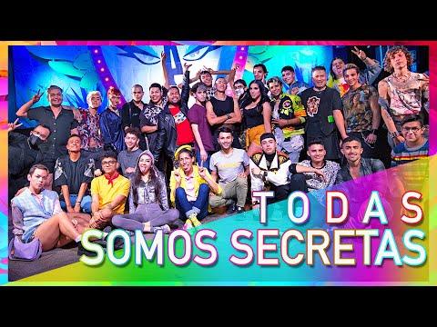 """LA MÁS DRAGA 4 - """"TODAS SOMOS SECRETAS"""""""
