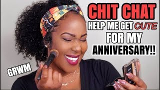 IT'S MY ANNIVERSARY!!! HELP ME GET CUUUUUTE! LET'S CHAT!