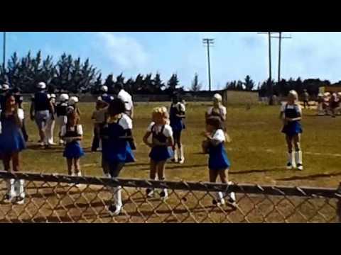 1975 Broncos vs Rattlers Pee Wee Football