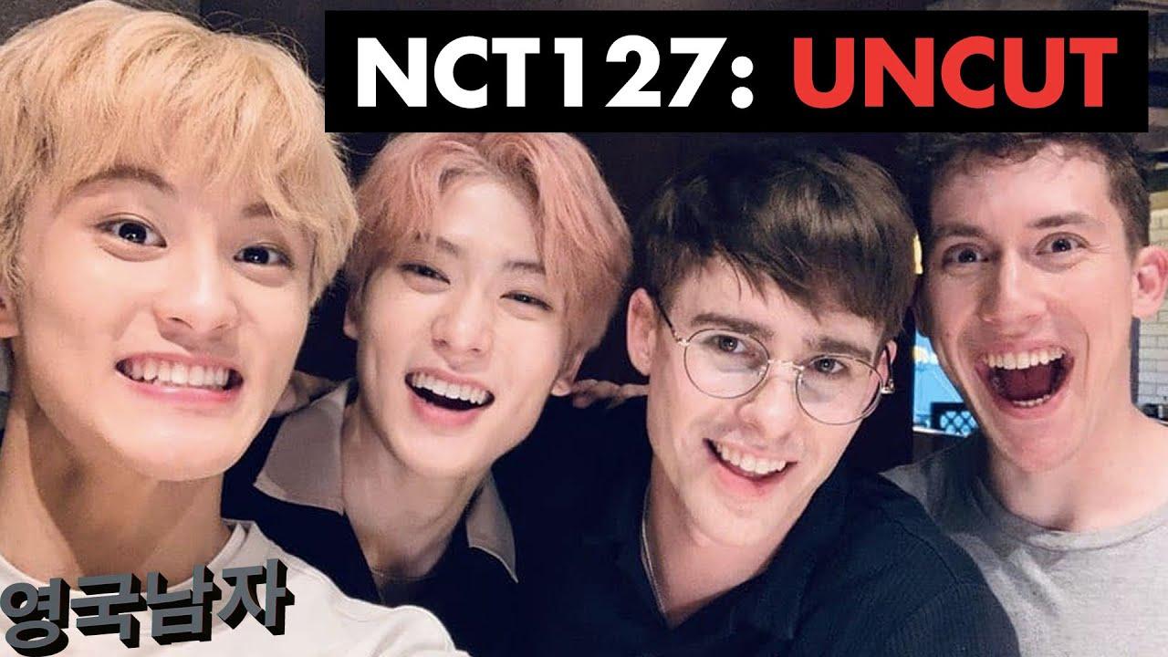 NCT 인터뷰 비공개 풀영상 드디어 공개합니다...!!