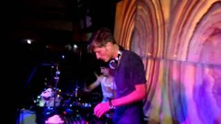 Гастроли: Москва, Soho Rooms (Dj Pavel Volya / Drums Tim Ivanov)
