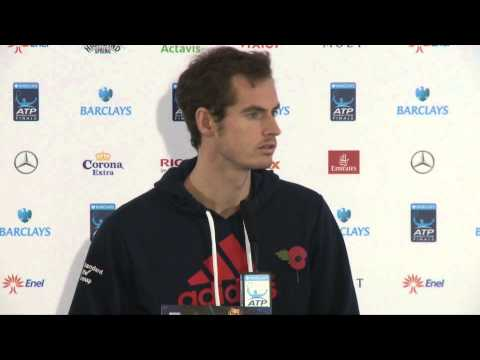 Andy Murray: So hat mir Amelie Mauresmo geholfen | ATP World Tour Finals London | Tennis