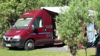 Camping Le Clos des Pins - Parc et hébergements - 2016