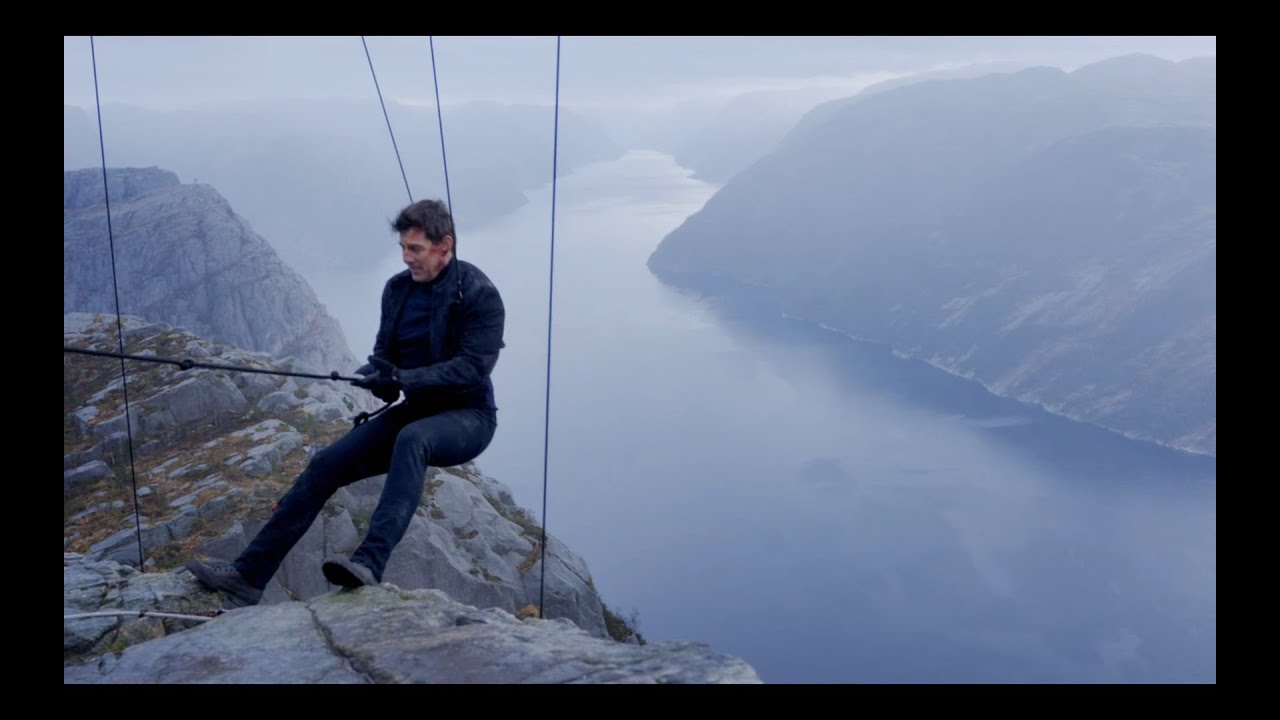 """Mission: Impossible – Fallout (2018) – """" Tom Cruise Cliff Fight - Behind The Scenes"""