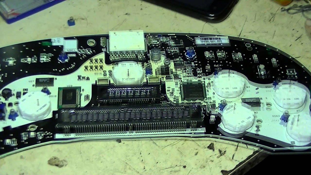 2006 Dakota Fuel Wiring Diagram How To Repair Instrument Cluster Illumination In Silverado