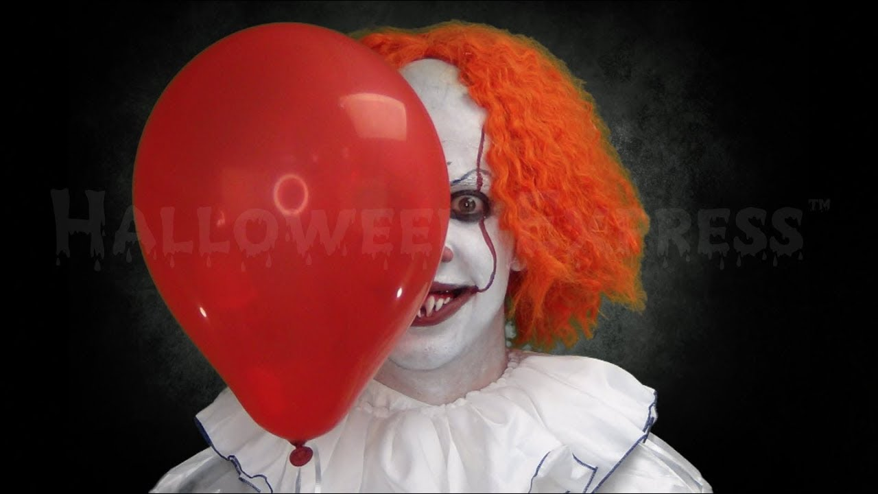 How-to Create a Pennywise Clown Costume Look from IT : it the clown costume  - Germanpascual.Com