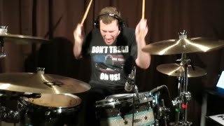 The Offspring - Come Out And Play - (Drum Cover)