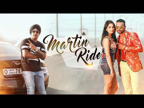 MARTIN RIDE Video Song | NEW PUNJABI SONG 2016 |Kuwar Virk, Girik Aman | T-Series