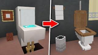 СЕКРЕТНЫЕ ПОСТРОЙКИ Minecraft КОТОРЫЕ ВЫ МОЖЕТЕ ПОСТРОИТЬ ТУТОРИАЛ АВТОМАТ В МАЙНКРАФТ ПОКУПКА