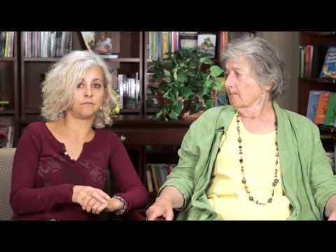 Authors Kate DiCamillo and Katherine Paterson discuss the Writing Process