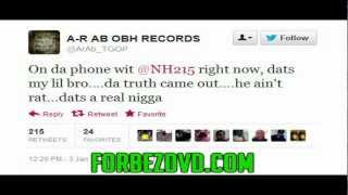 AR-AB Says He Found Out NH Really Isn't A Snitch