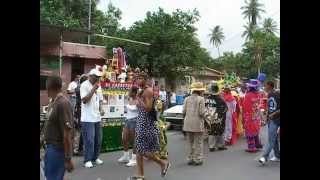 FESTIVAL OF ST. JAMES, LOIZA ALDEA, P.R., JULY 25,2006